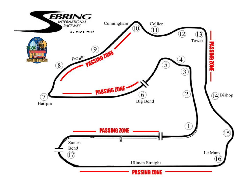 WSCC Pre Season Testing At Sebring Track-Map-Sebring-1