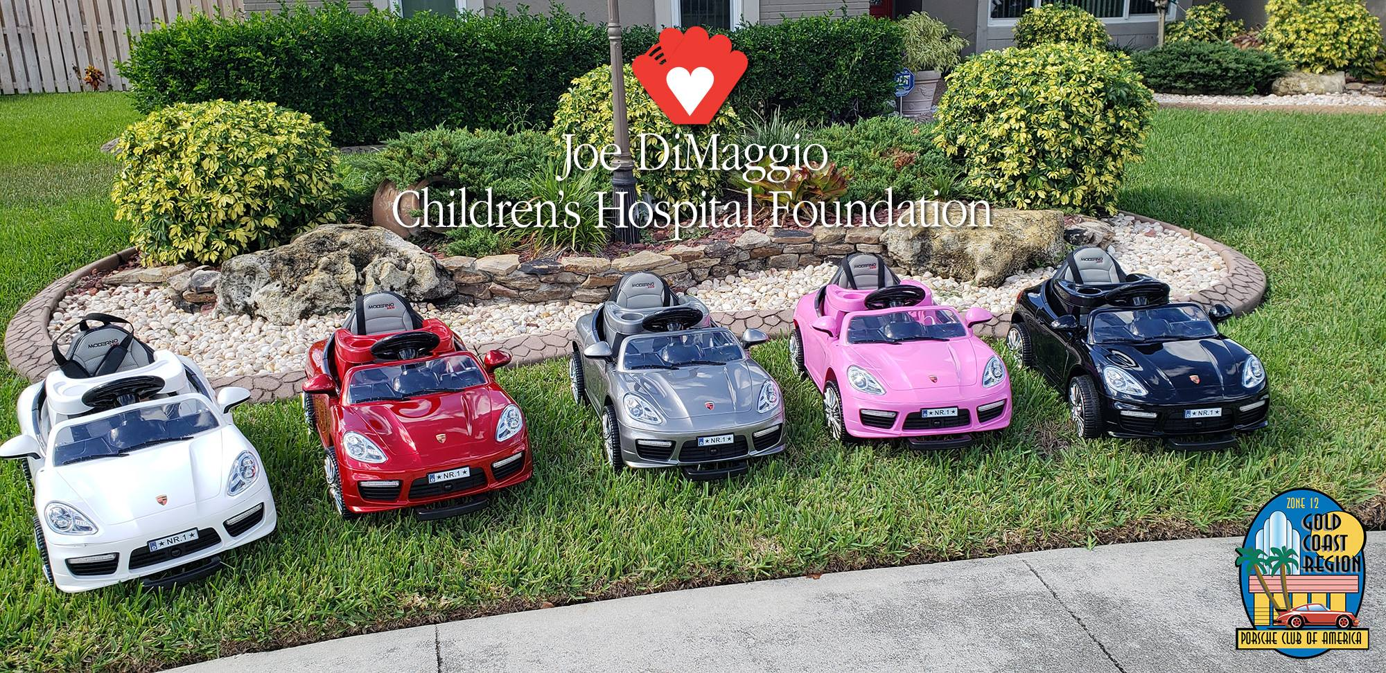 PCA Gold Coast Region Donates to Joe DiMaggio Children's Hospital